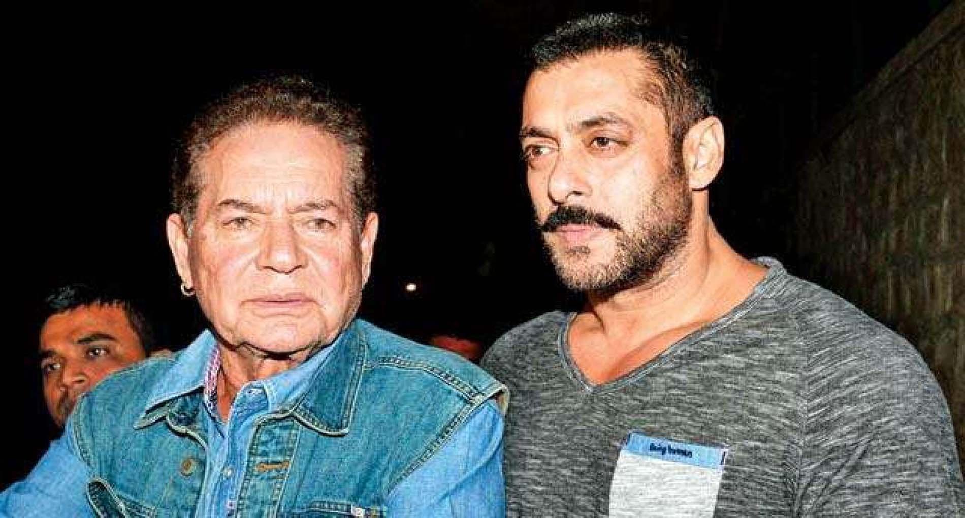 सलमान खान के पापा सलीम खान ने भी माना 'राधे' एक अच्छी फिल्म नहीं!