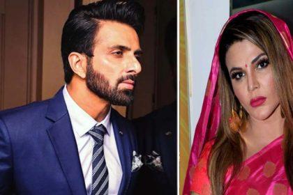 राखी सावंत ने की लोगों से खास अपील! सलमान खान और सोनू सूद को बनाना चाहती हैं प्रधानमंत्री