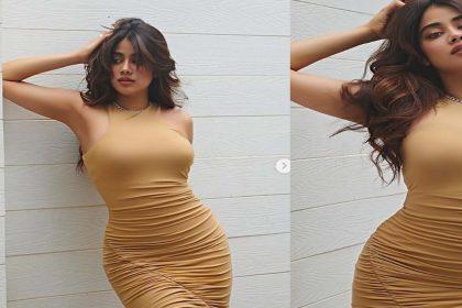 Janhvi Kapoor Photos: जाह्नवी कपूर ने कराया इंटेंस फोटोशूट! अदाओं पर फ़िदा हुए फैंस