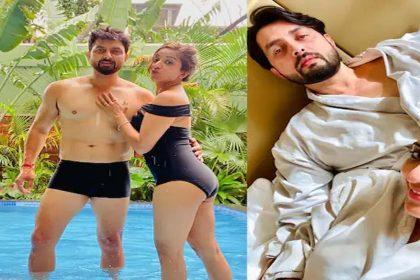 मोनालिसा ने पति विक्रांत को हॉट अंदाज में किया बर्थडे विश! देखिए तस्वीरें