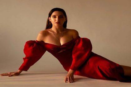 Nora Fatehi Photos: नोरा फतेही ने पहनी काफी बोल्ड ड्रेस! फैंस हुए दीवाने, देखें फोटोज