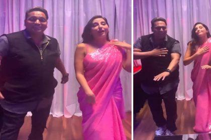 Nora Fatehi Dance Video: नोरा फतेही ने किया गोविंदा और गणेश आचार्य संग डांस! देखें वीडियो