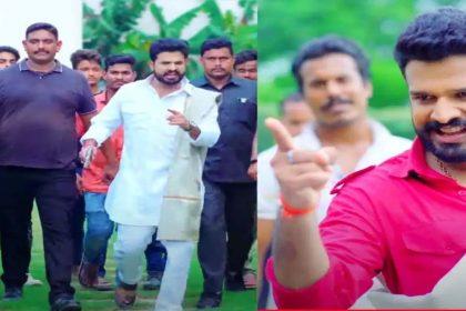 Ritesh Pandey Song: रितेश पांडे के नए गाने में मचाया गदर! व्यूज एक करोड़ पार