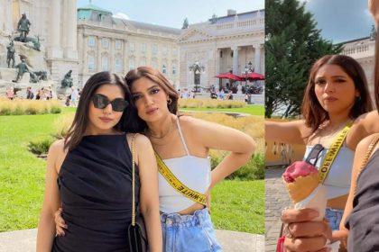 Bhumi Pednekar Photos: बुडापेस्ट में बहन संग मस्ती करती नजर आईं भूमि पेडनेकर! देखें वीडियो