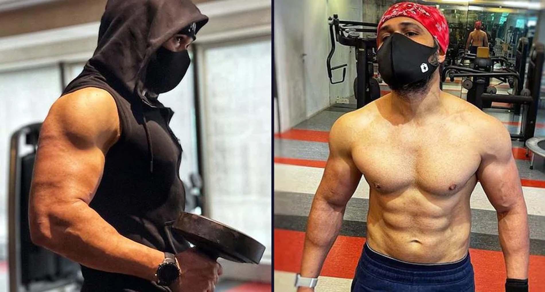 इमरान हाशमी का जबरदस्त ट्रॉन्सफॉर्मेशन, सलमान खान को देंगे टक्कर!