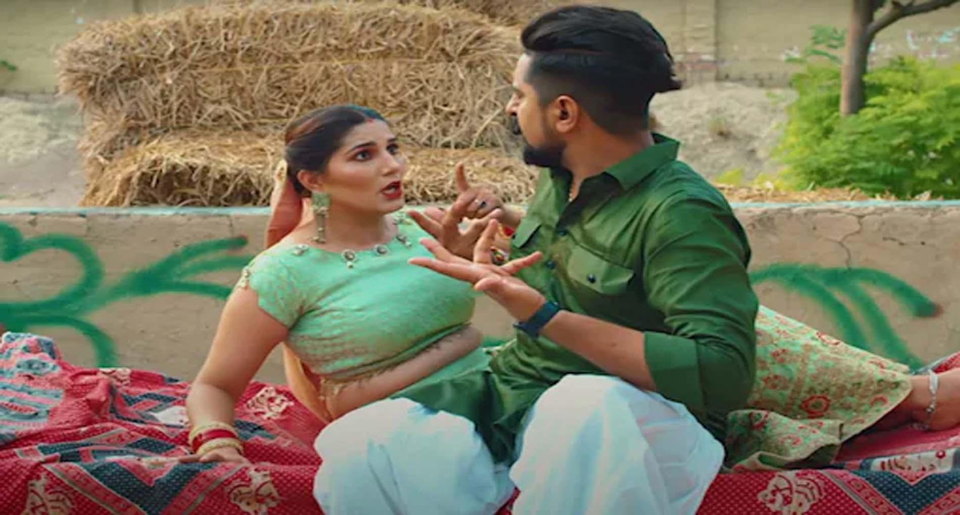 Haryanvi Song: सपना चौधरी के नए गाने में दिखी पति के साथ नोकझोंक! देखें वीडियो