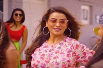 अक्षरा सिंह के नए गाने 'Mera Wala Dance' की धूम! वीडियो में दिखा अनोखा अंदाज