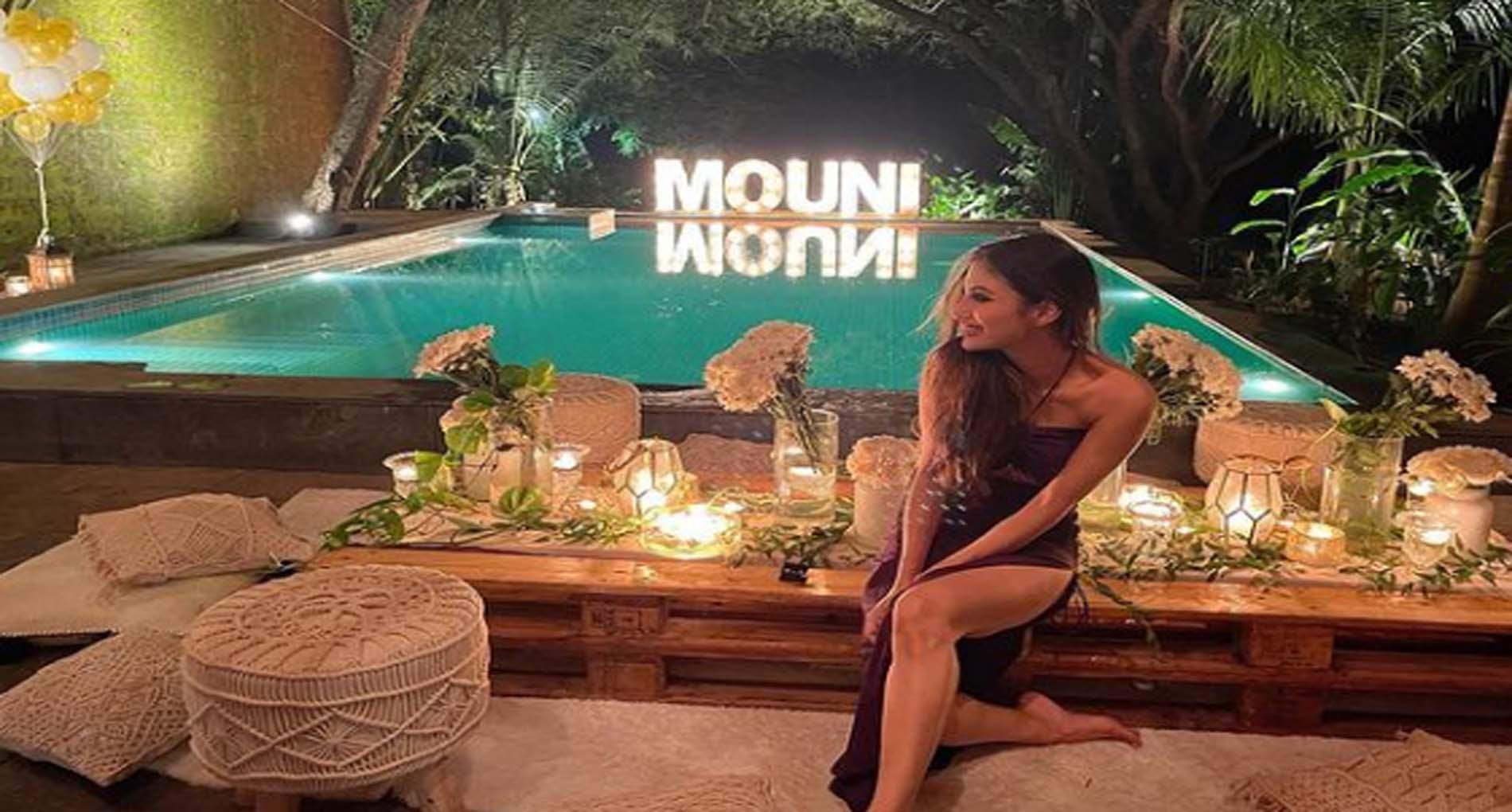 Mouni Roy Photos: बिकिनी में बर्थडे गर्ल मौनी रॉय का स्टनिंग लुक! फोटोज हुई वायरल