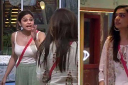 Bigg Boss OTT: शमिता शेट्टी और दिव्या के बीच छिड़ी जंग! देखें वीडियो