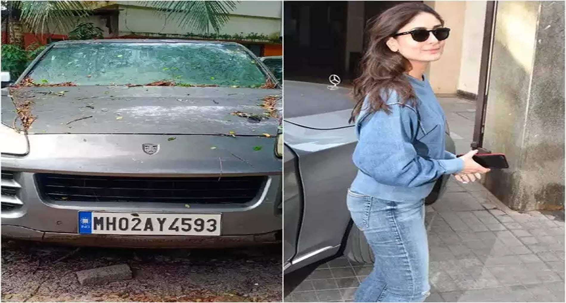 केरल पुलिस ने जब्त की करीना कपूर की 'Porsche Car', अब मामले में आया नया ट्विस्ट!