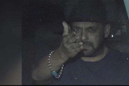 आर्यन खान की गिरफ्तारी के बीच शहारुख खान के घर पहुंचे सलमान खान!