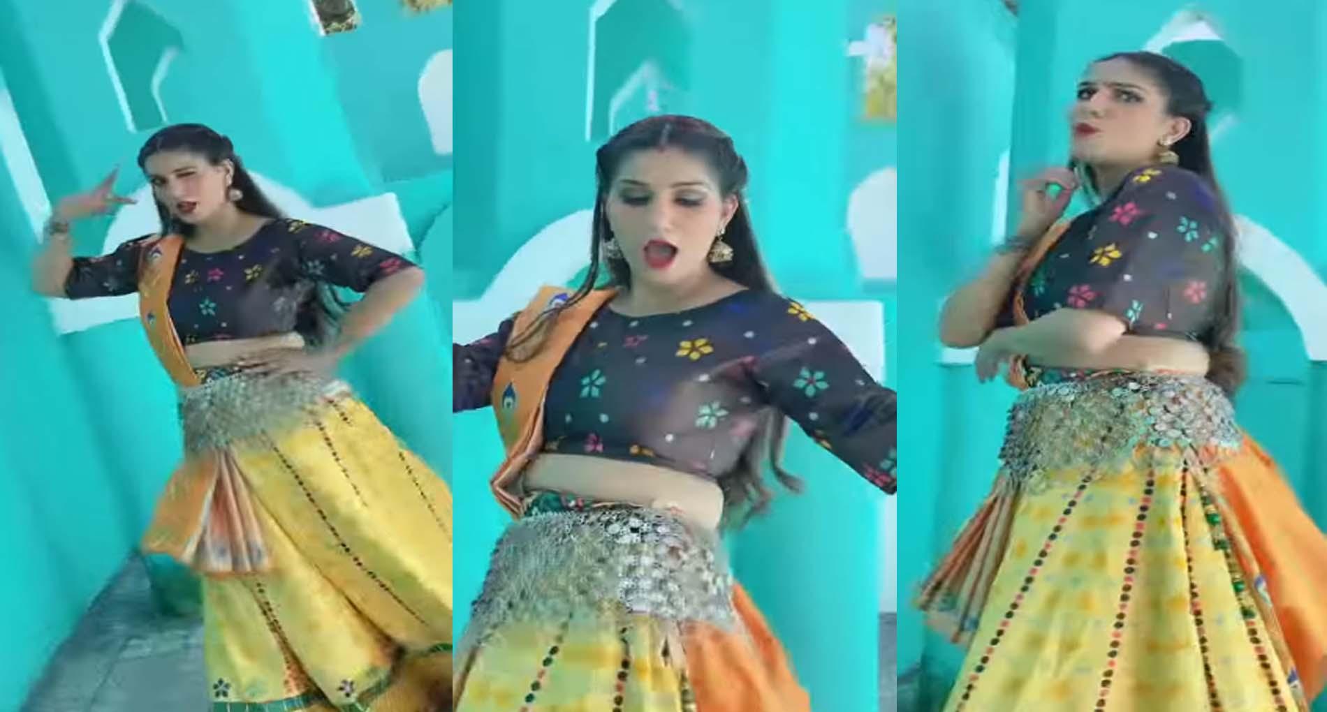Sapna Choudhary Dance Video: सपना चौधरी ने इस पंजाबी सॉन्ग पर किया जोरदार डांस! देखें वीडियो