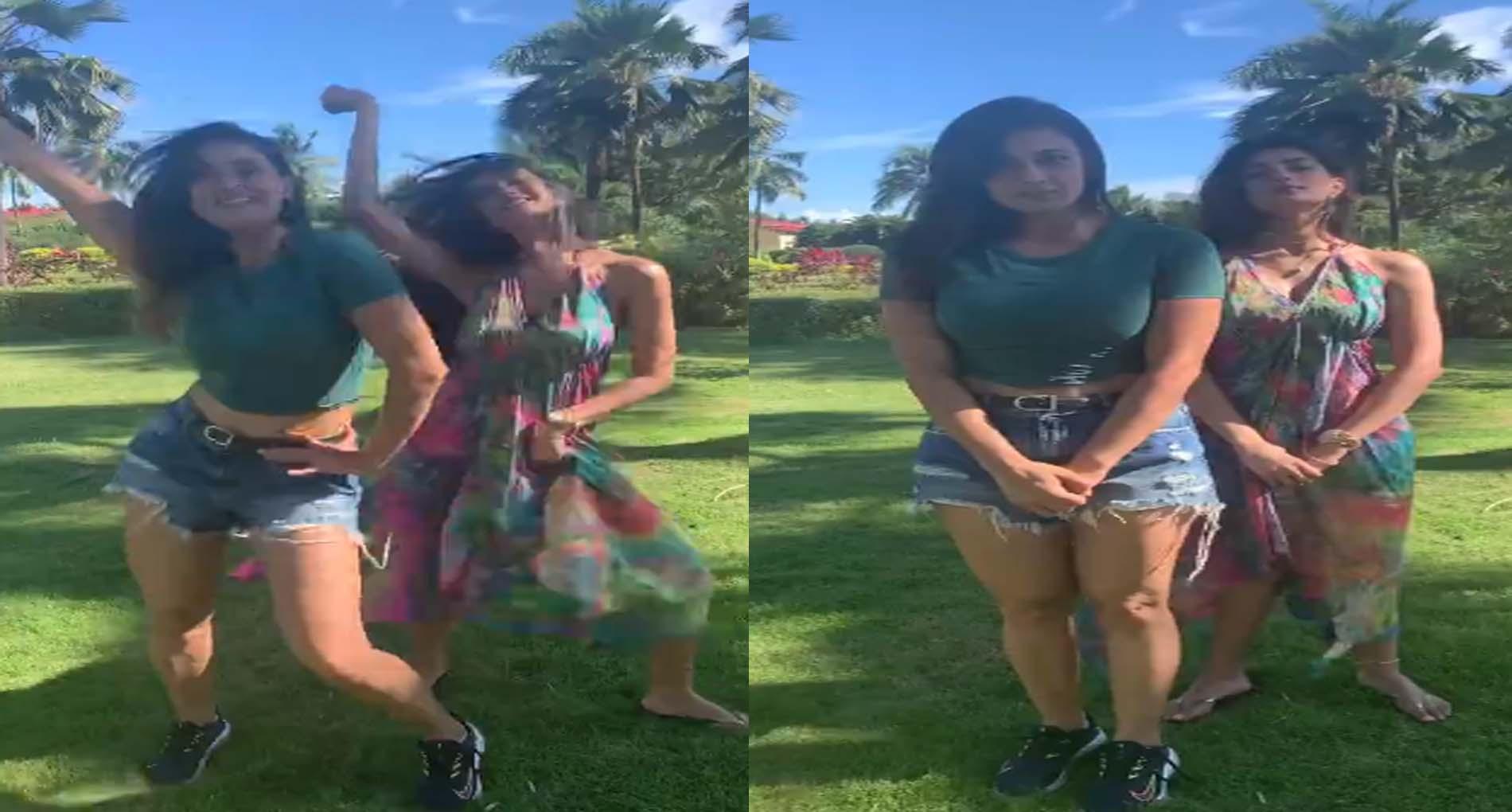 Palak Tiwari Video: मां संग मस्ती करती नजर आईं पलक तिवारी! वीडियो हुआ वायरल
